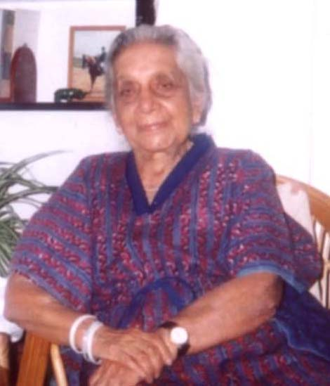Mrs Laeeq Futehally