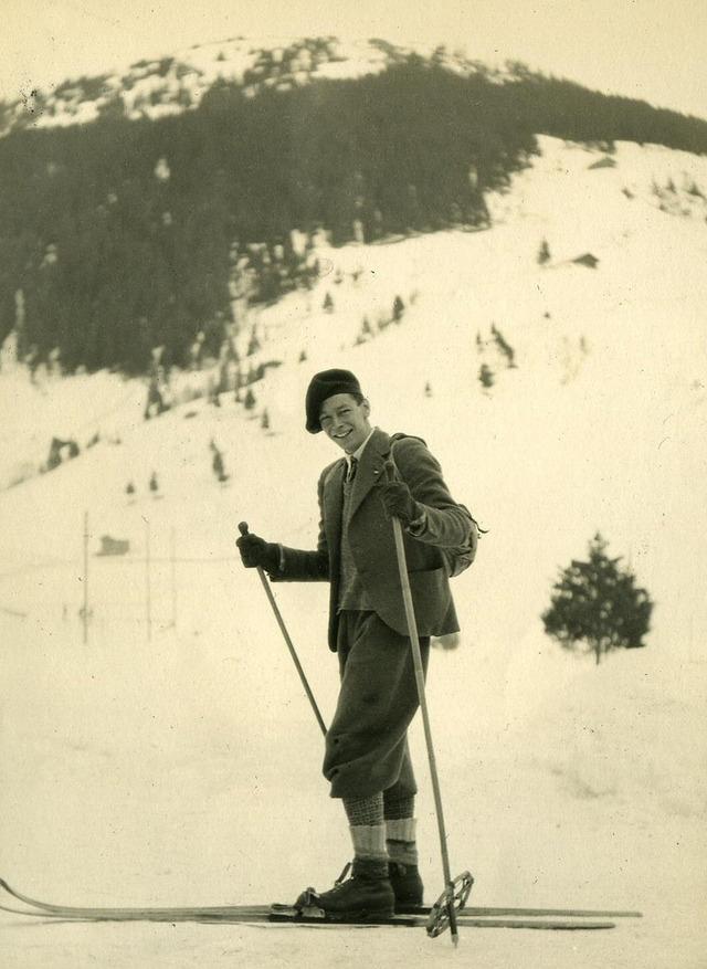 1936 Jack at Morgins